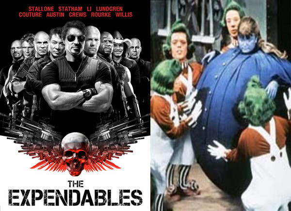 Expendable or expandable